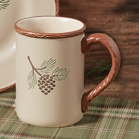 Northern Pinecone Mug