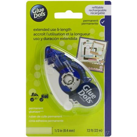 Glue Dots Value Tape Dispenser, - Glue Tape