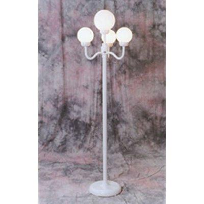 outdoor lamp company 202w european street lamp - white