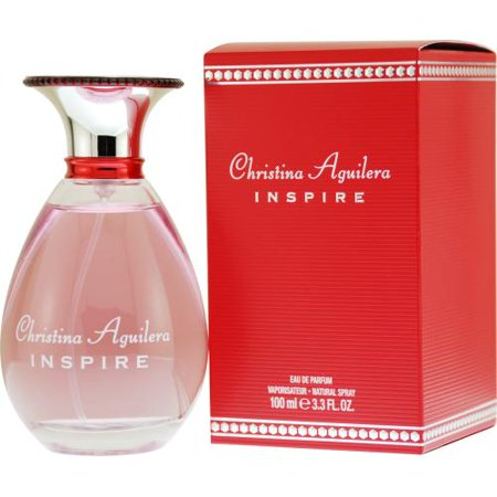 CHRISTINA AGUILERA INSPIRE by Christina Aguilera - EAU DE PARFUM SPRAY 1.7 OZ - (Christina Aguilera Stripped Live In The Uk 2004)
