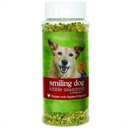 Herbsmith Smiling Dog Kibble Seasoning, Chicken with Apples and Spinach, Small