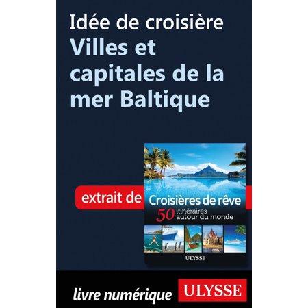 Idée de croisière - Villes et capitales de la mer Baltique - eBook - Ville De Halloween