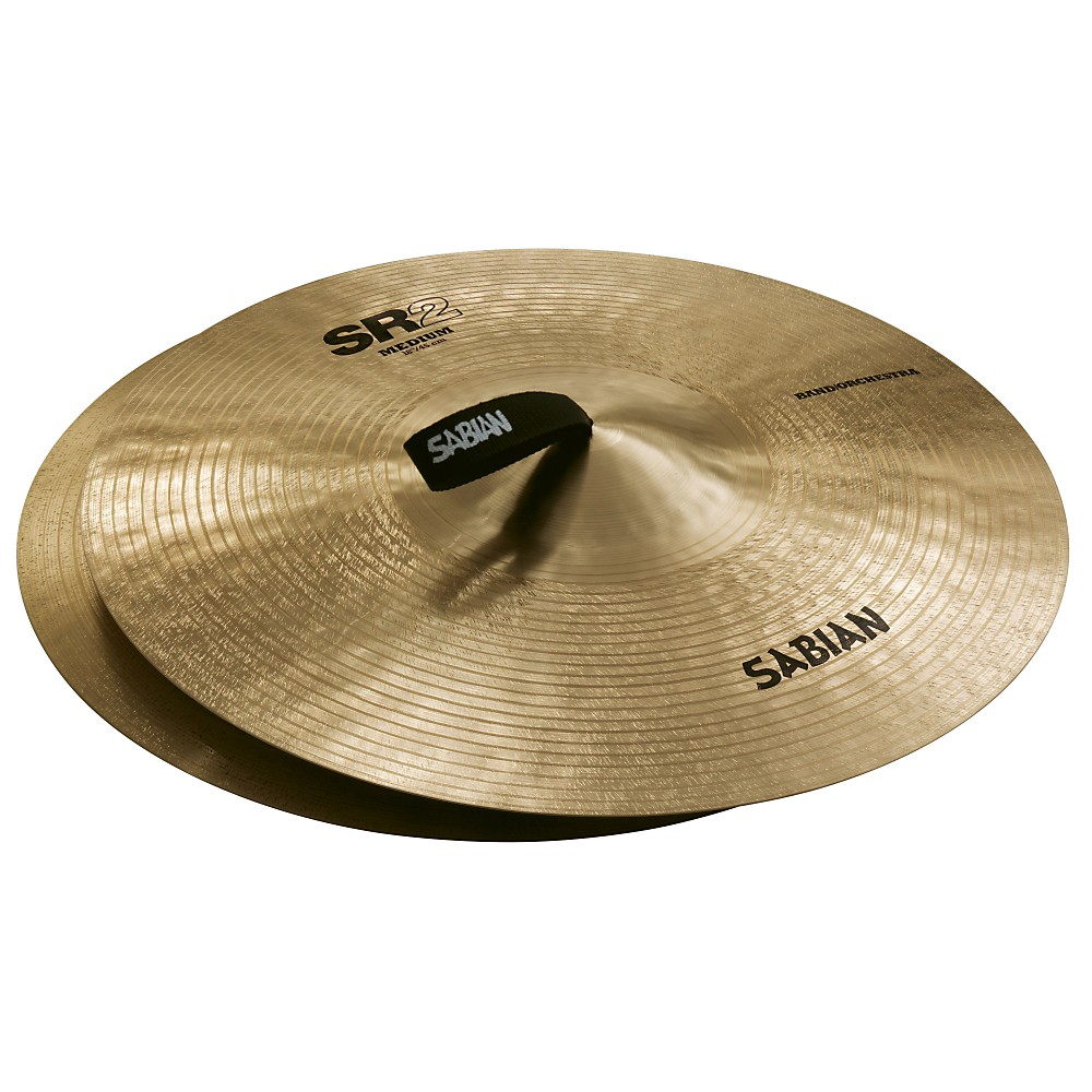 "Sabian SR2 Band and Orchestral Cymbal Pair 20"" 20 in. Heavy"