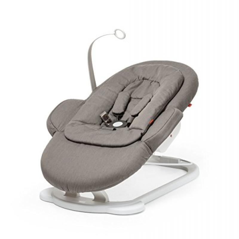 Stokke Steps Bouncer Greige by Stokke