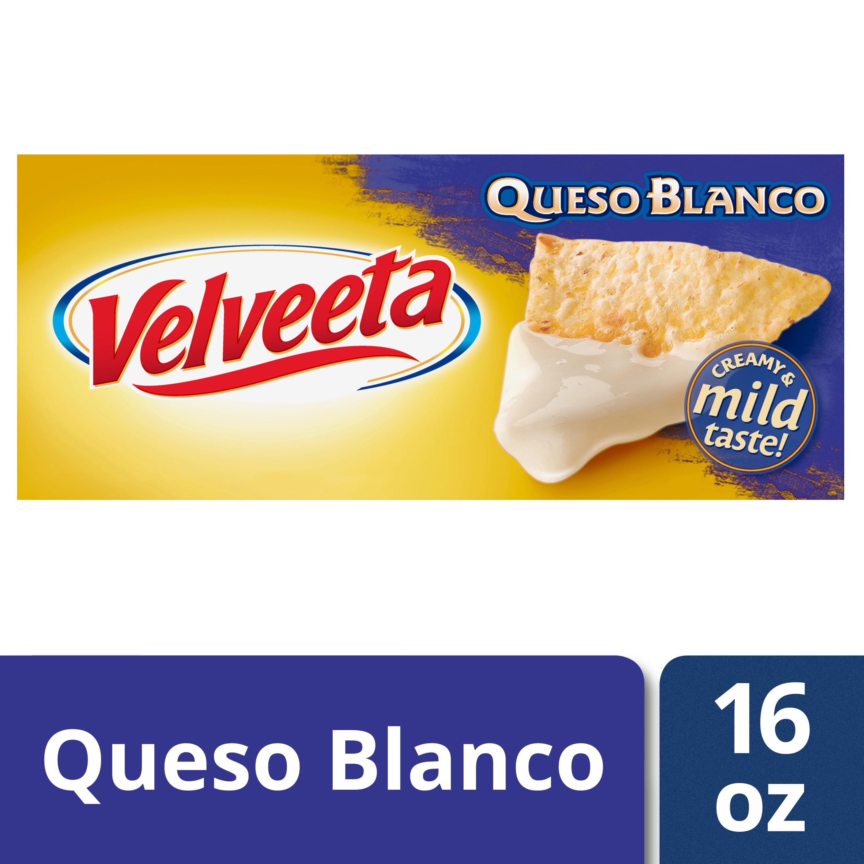 Velveeta Queso Blanco Cheese, 16 oz Box