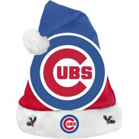 Chicago Cubs Team Basic Santa Hat - No Size
