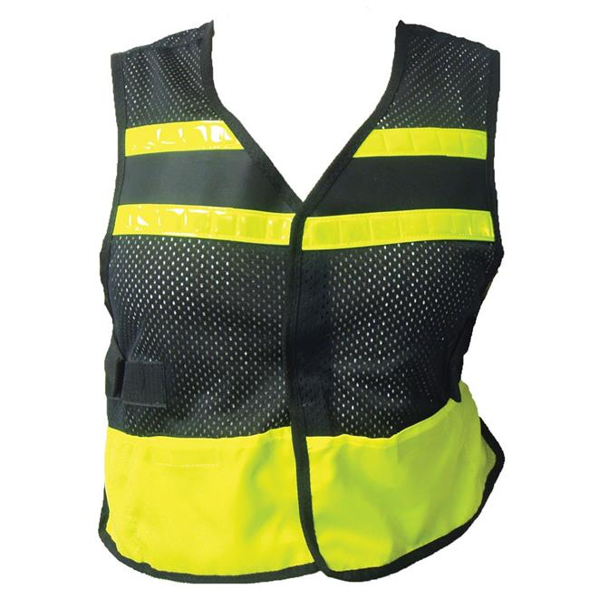 Intrepid International VIP05 Reflective Safety Vest for Safe Horse Riding, One Size