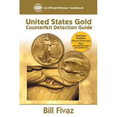 United States Gold Counterfeit Detection Guide - eBook