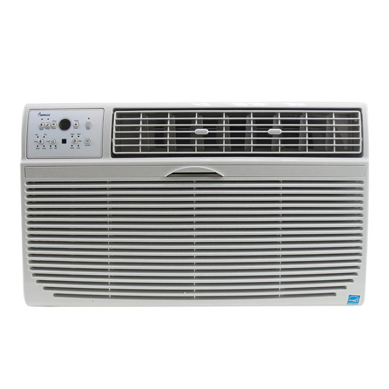 10,000BTU 230V Through-the-Wall Energy Star Air Conditioner with Electronic Controls