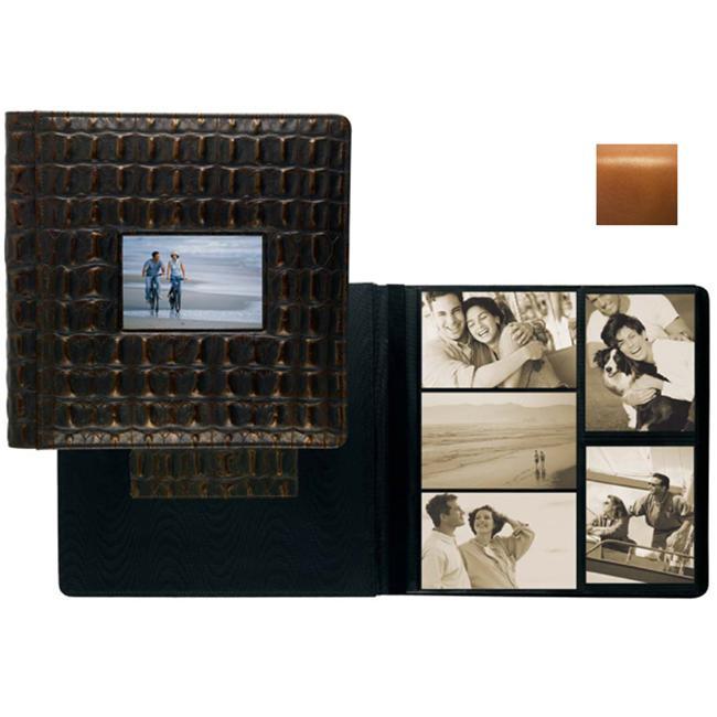 Raika RM 113-C TAN Frame Front Combination Album - Tan