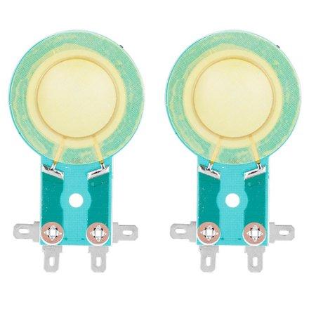 Sonew 2PCS 25.5mm Replacement Resin Diaphragm High Pitch Horn Sound Voice Coil, Horn Diaphragm, Voice Coil - image 3 de 7