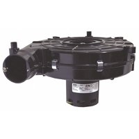 """FASCO A170 Draft Inducer, 6-11/64""""W.x 10-11/16""""H., 1.0/2.3"""" Inlet and Outlet"""