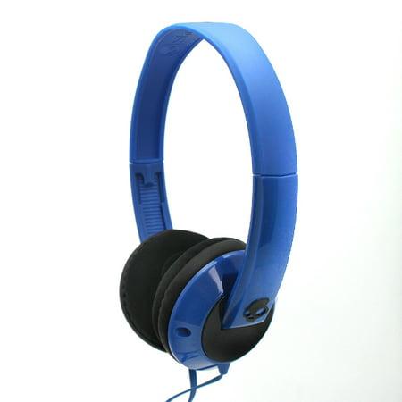Skullcandy Uprock Supreme Sound Headphones On Ear Over The Head Stereo Refurbished