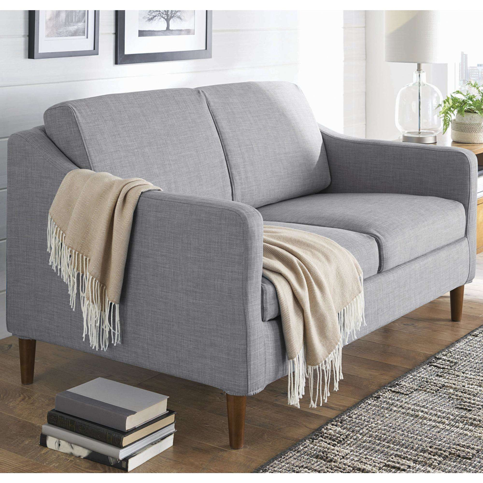 """Better Homes and Gardens 55"""" Griffin Loveseat, Multiple Colors by Dwell Home Inc."""