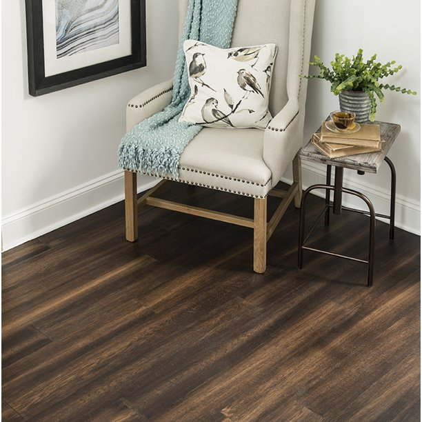 Sedona Red 6.5 mm Thickness x 5.12 in. Width x 48.03 in Length Water Resistant Engineered Wood Flooring (15.36 sq. ft. / case)