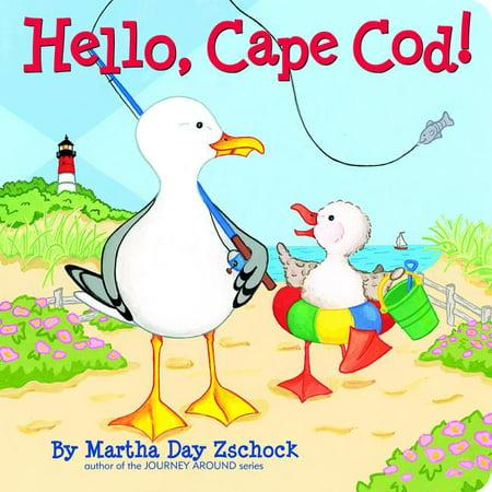 Hello, Cape Cod! (Board Book)