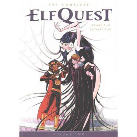 The Complete Elfquest 2 by