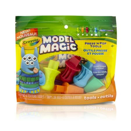 Model Magic Halloween Projects (Crayola Model Magic, Texture)