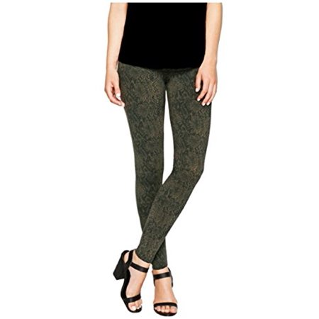 48d41037d3f650 Matty M - Matty M. Thick Material Leggings with Wide Elastic Band -Army  Print - Walmart.com