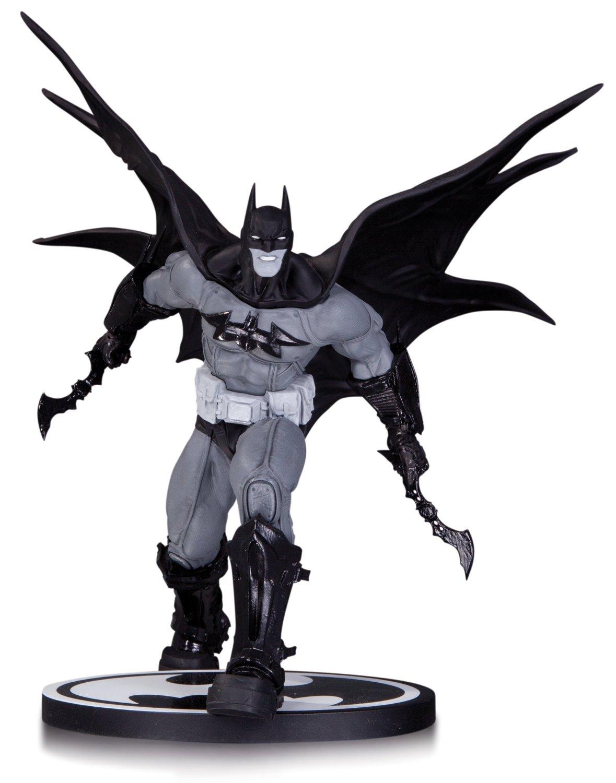 DC Collectibles: Batman Black and White Batman Carlos D'Anda Statue by Batman