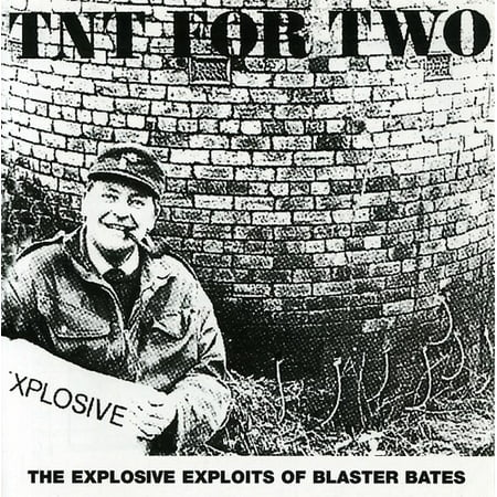 Blaster Bates - Tnt for Two [CD]