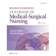 Brunner & Suddarth's Textbook of Medical-Surgical Nursing - Set