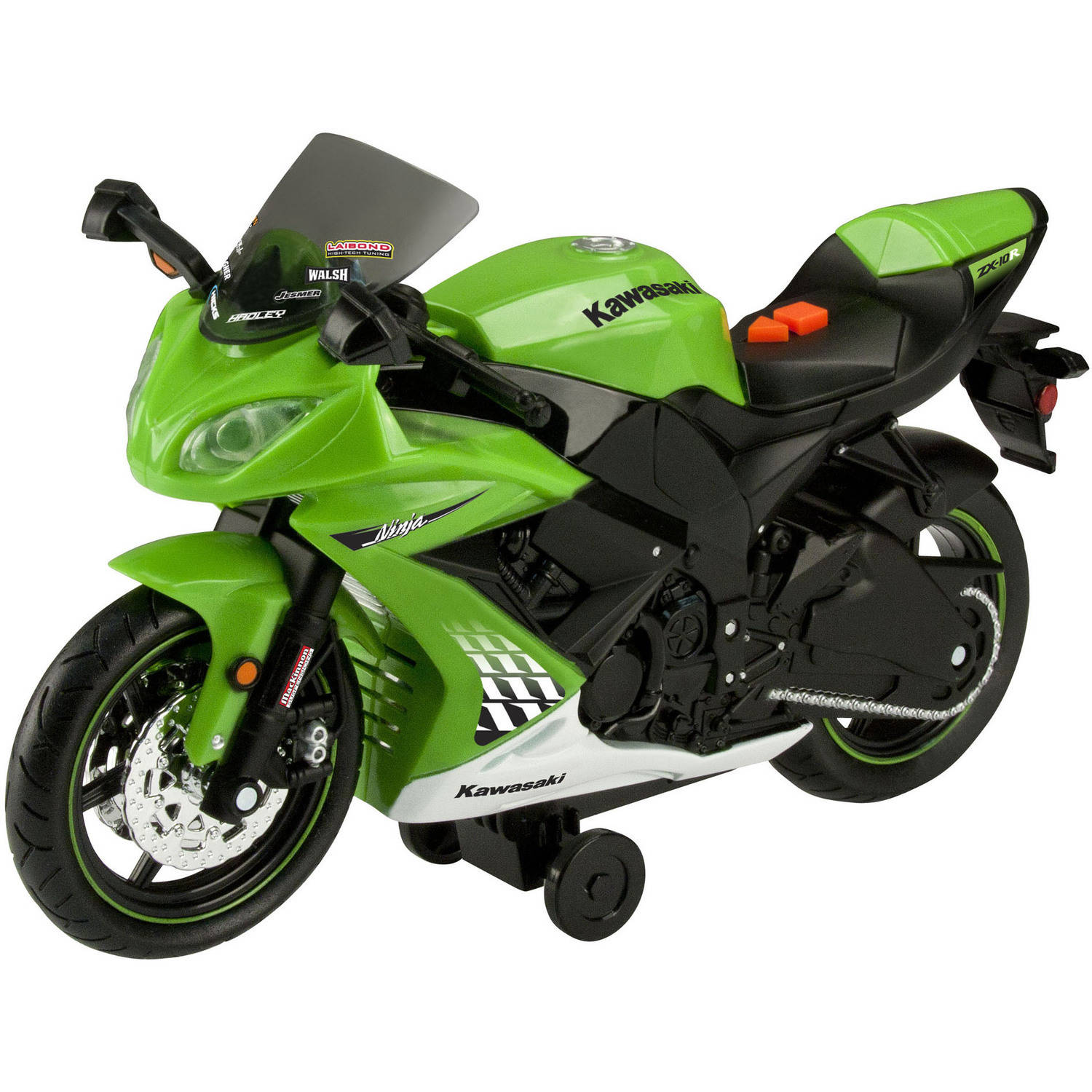 Adventure Force Kawasaki Ninja ZX-10R, Green