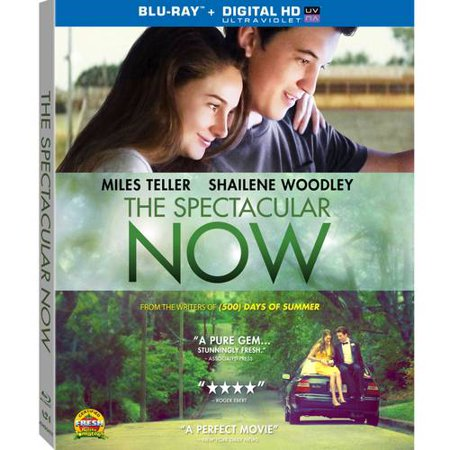 The Spectacular Now  Blu Ray   Digital Hd   With Instawatch   Widescreen
