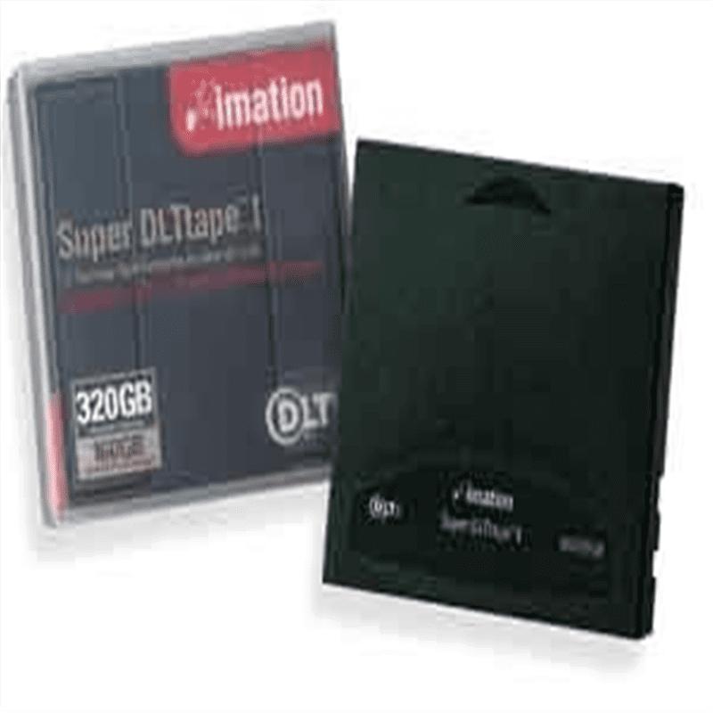 Tape, SUPER DLTtape I, SDLT 220 - 110/220GB, SDLT 320 - 160/320GB [Non - Retail Packaged]