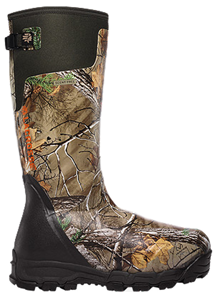 LaCrosse Alpha Burly Pro Boot 1600g Realtree Xtra 12