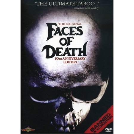 The Original Faces of Death (DVD)