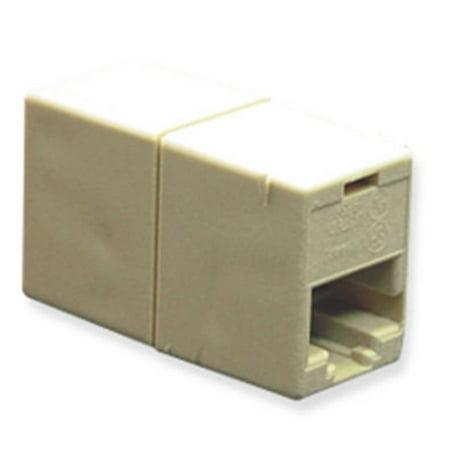 MODULAR COUPLER VOICE 8P8C KEYED PIN 1-1 - image 1 of 1
