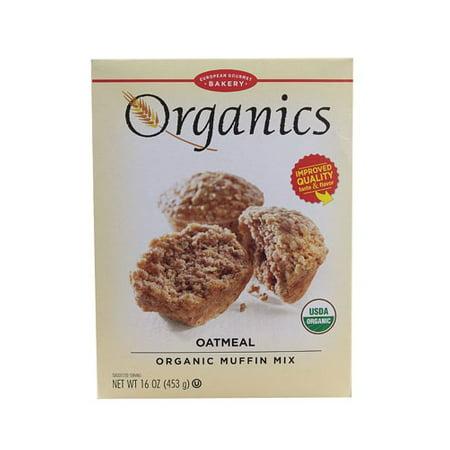 - European Gourmet Bakery European Gourmet Bakery Organics Muffin Mix, 16 oz