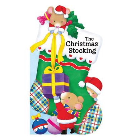Little Stockings (Little People Shape Books: The Christmas Stocking (Board)