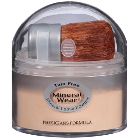 Physicians Formula Mineral Wear? Creamy Natural Mineral Loose Powder SPF 16 .49 oz. Jar