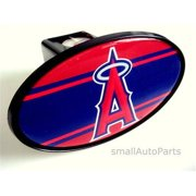 SmallAutoParts Mlb Tow Hitch Cover - Anaheim Angels