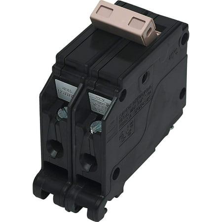 - Cutler Hammer CH290 Circuit Breaker, 2-Pole 90-Amp