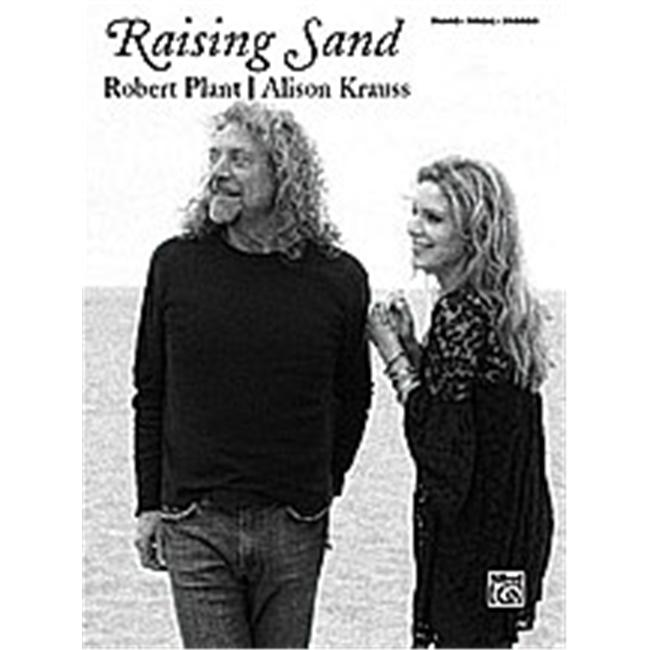 Alfred 00-29965 Robert Plant and Alison Krauss- Raising Sand - Music Book