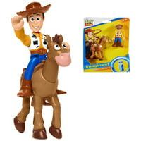 """Woody & Bullseye Toy Story Imaginext Figures 2.5"""""""