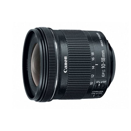 Canon EF-S 10-18mm f/4.5-5.6 IS STM (Lens For Men)