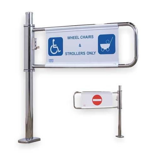 Turnstile 2031-M-EX Lockable Gate