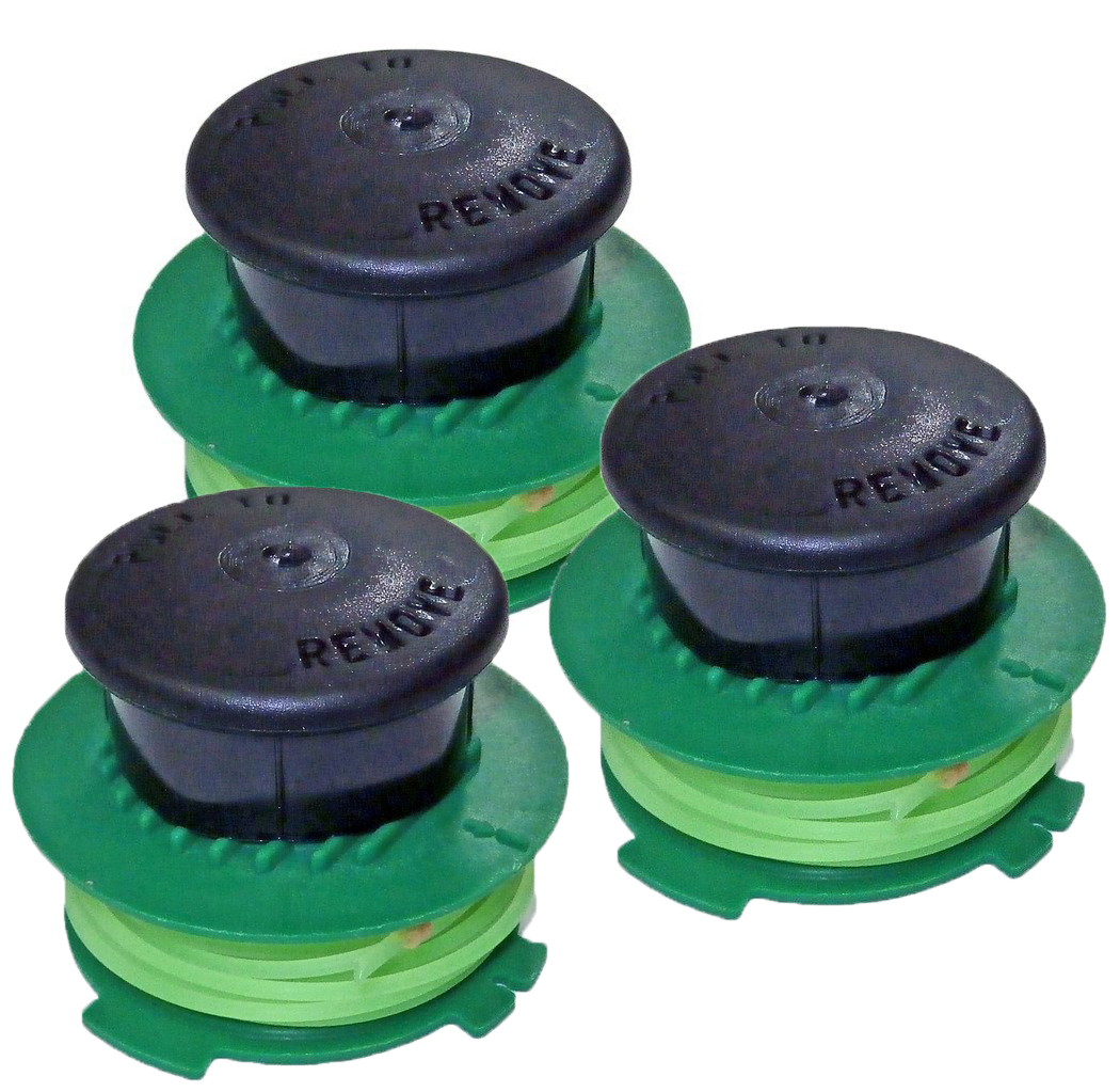 McCulloch Trimmer (3 Pack) Replacement Single Line SPO013 Spool # 577616713-3PK