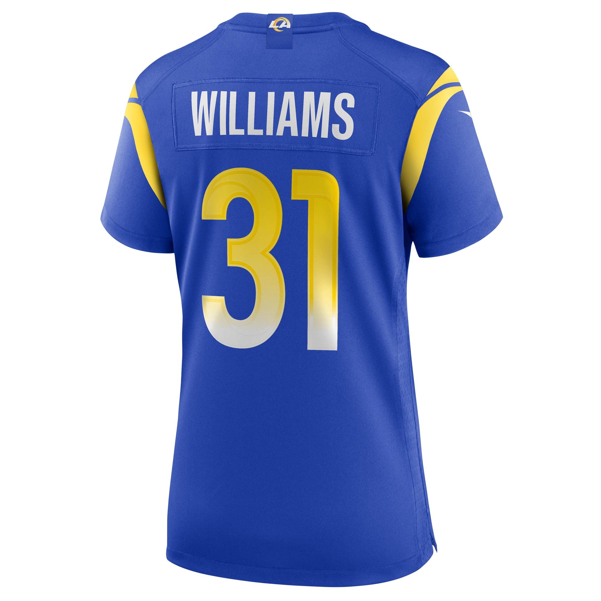 Darious Williams Jersey
