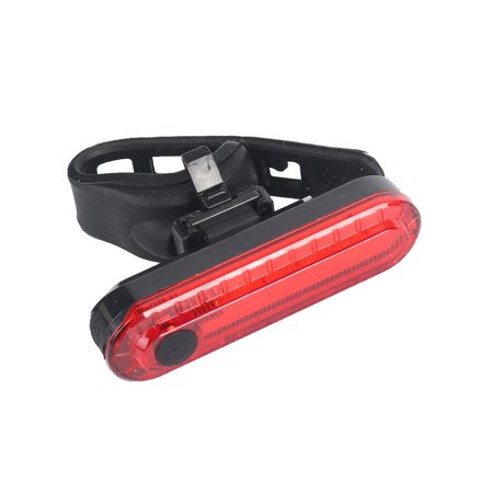 Waterproof Bicycle Lights Bicycle Rear Light Lamp Torch LED Bike Light Set - image 7 of 7