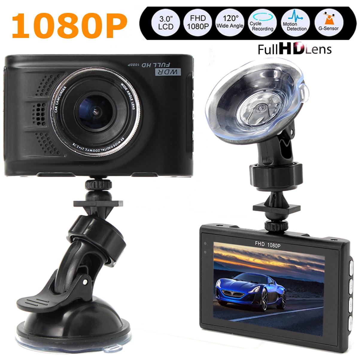 3/'/' 1080P Car DVR Dash Camera Dashboard Cam Video Recorder Wifi GPS G-Sensor USB