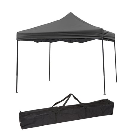 Lightweight & Portable Canopy Tent Set - 10' x 10' - By Trademark