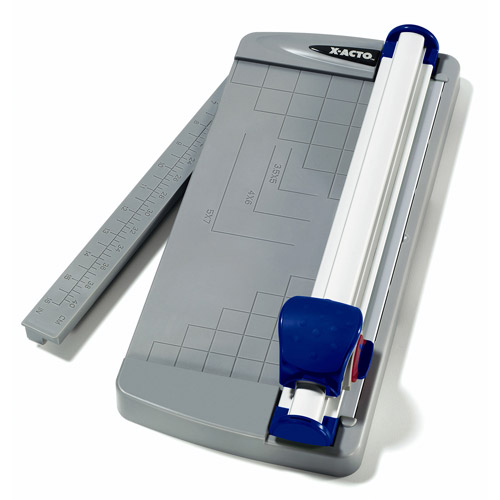 X-ACTO Plastic Base Rotary Paper Trimmer