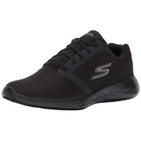 9387ac6145 SKECHERS - 15061 Black GO Run 600 Skechers Shoes Women Sport breathable  mesh Comfort Casual 15061BBK - Walmart.com