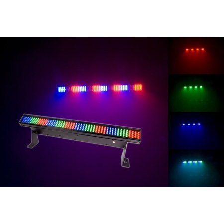Chauvet COLORSTRIP MINI DMX LED Multi-Colored DJ Light Bar Effect Color Strip