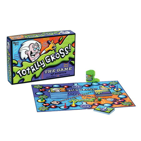 University Games Totally Gross! The Game of Science Learning - Gross Games For Halloween